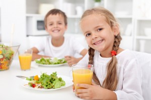 Tasty & Healthy juices for Kids