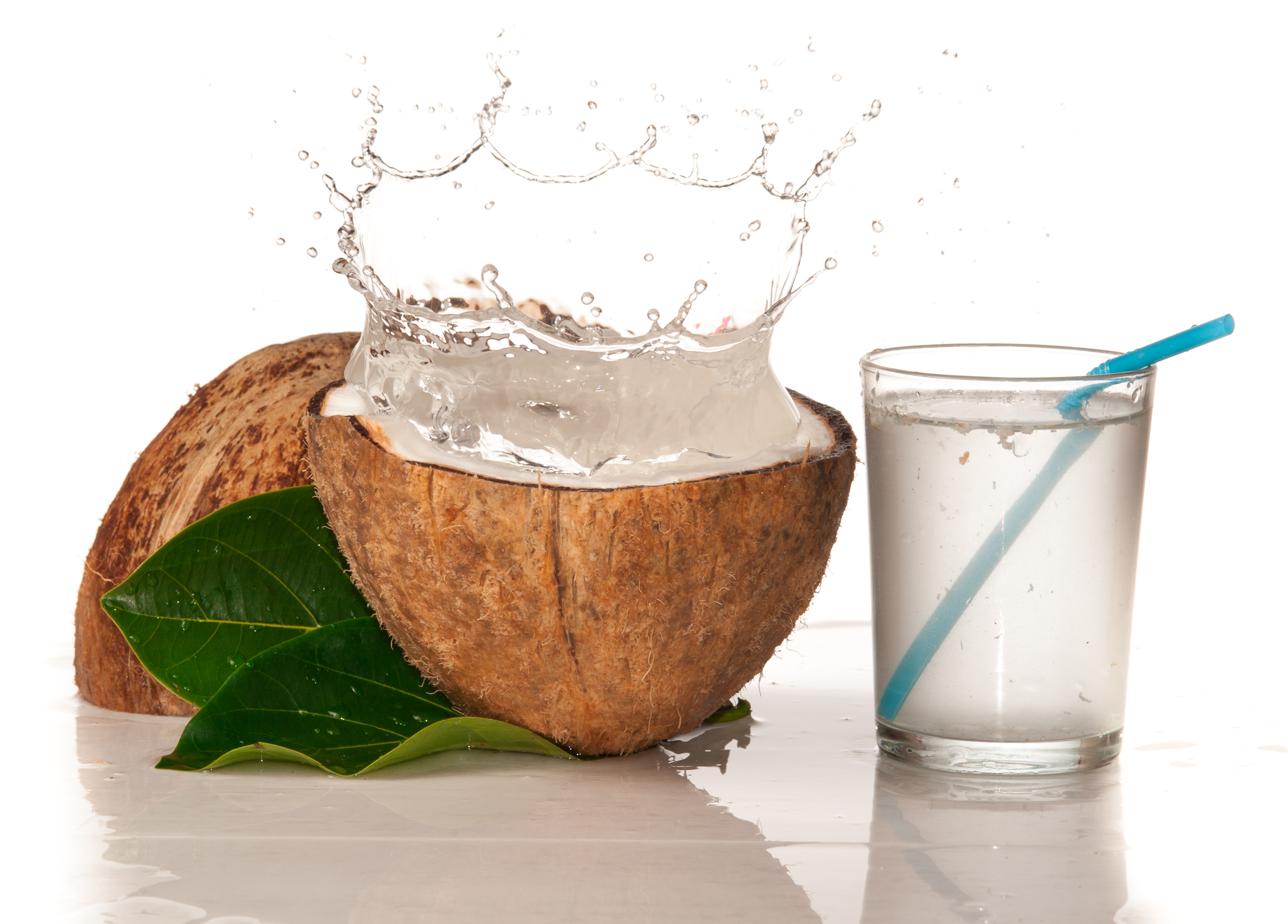 Coconut water - An healthy drink for kids