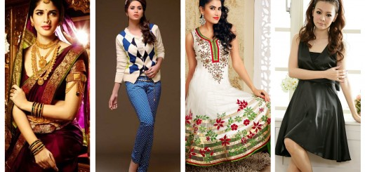 Indian traditional & Western dresses