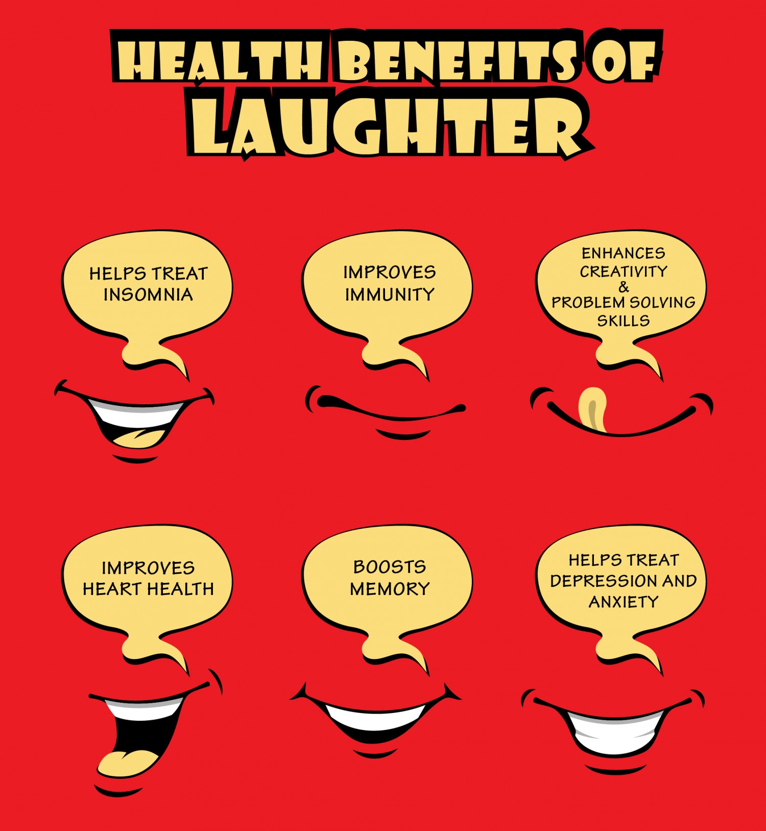 Laughter Therapy to Relieve Stress and Physical Pain ...