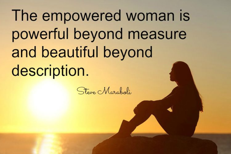 Empowering Quotes For Women Enchanting The Basic Step For Empowering Every Woman In The Household  Ayoti