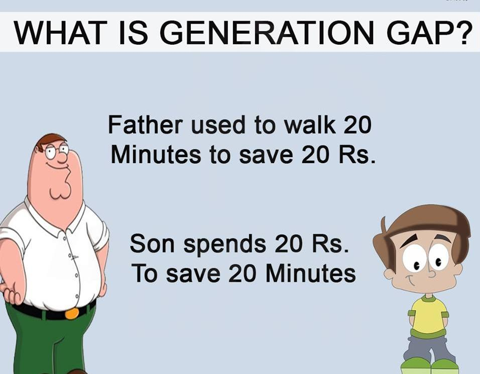 New Generation Smarter than the Old Generation?