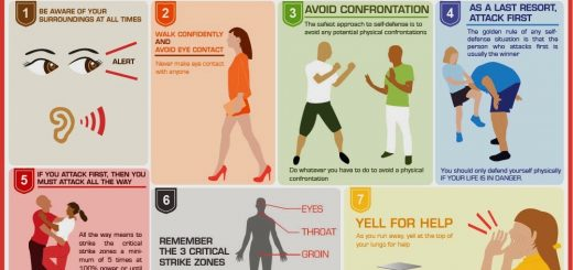 self-defence-techniques for women