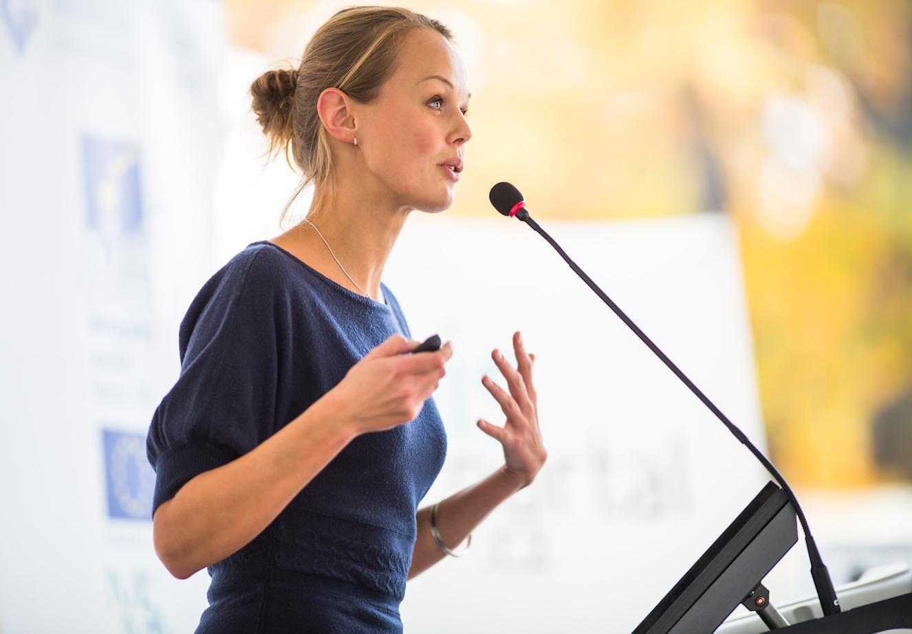 women inspirational speakers