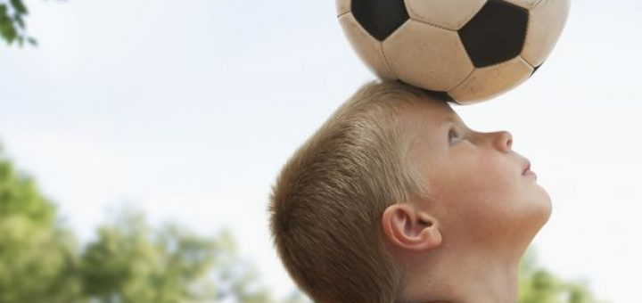physical and social benefits of playing football in children