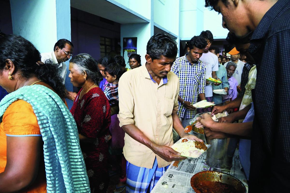 kerala floods relief camps