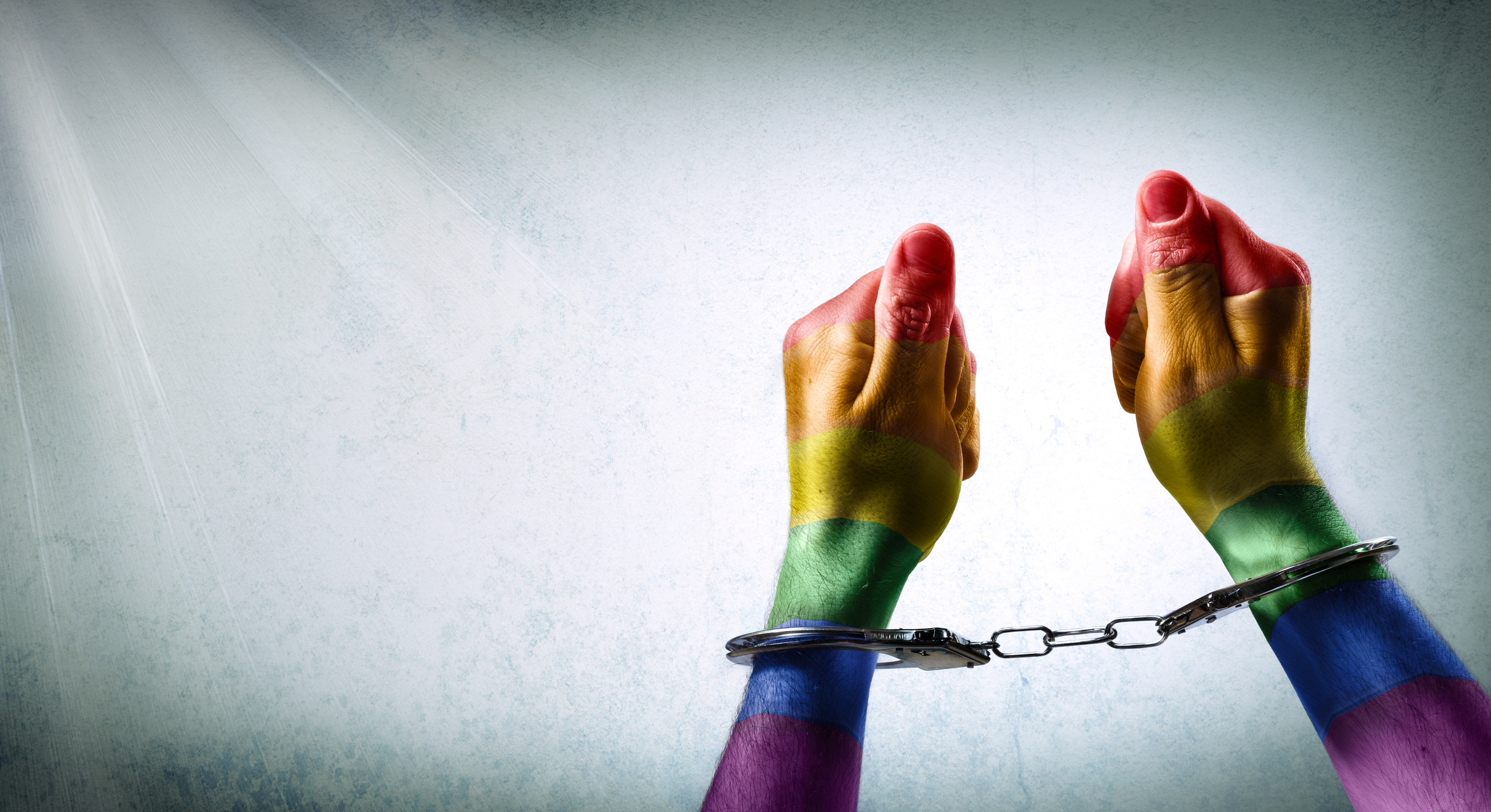 is homosexuality a crime