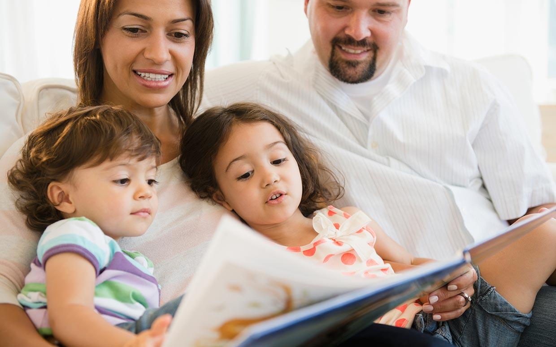 how is a strong parent-child bonding nurtured