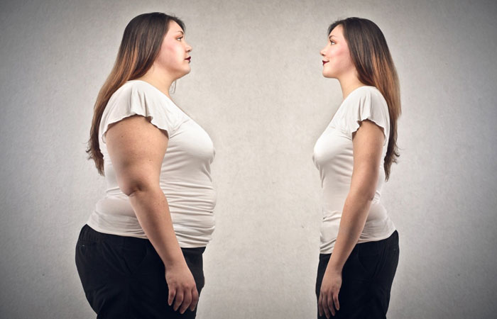 The best natural way to loose weight