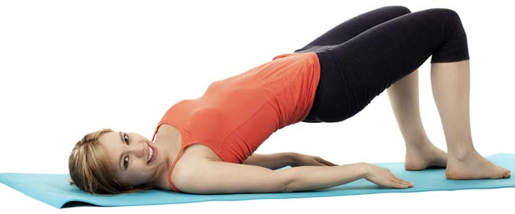 bridge-exercise for weightloss