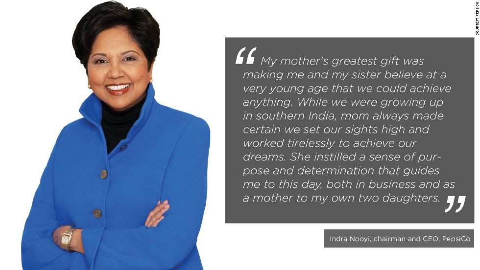 Indira Nooyi - India's richest women