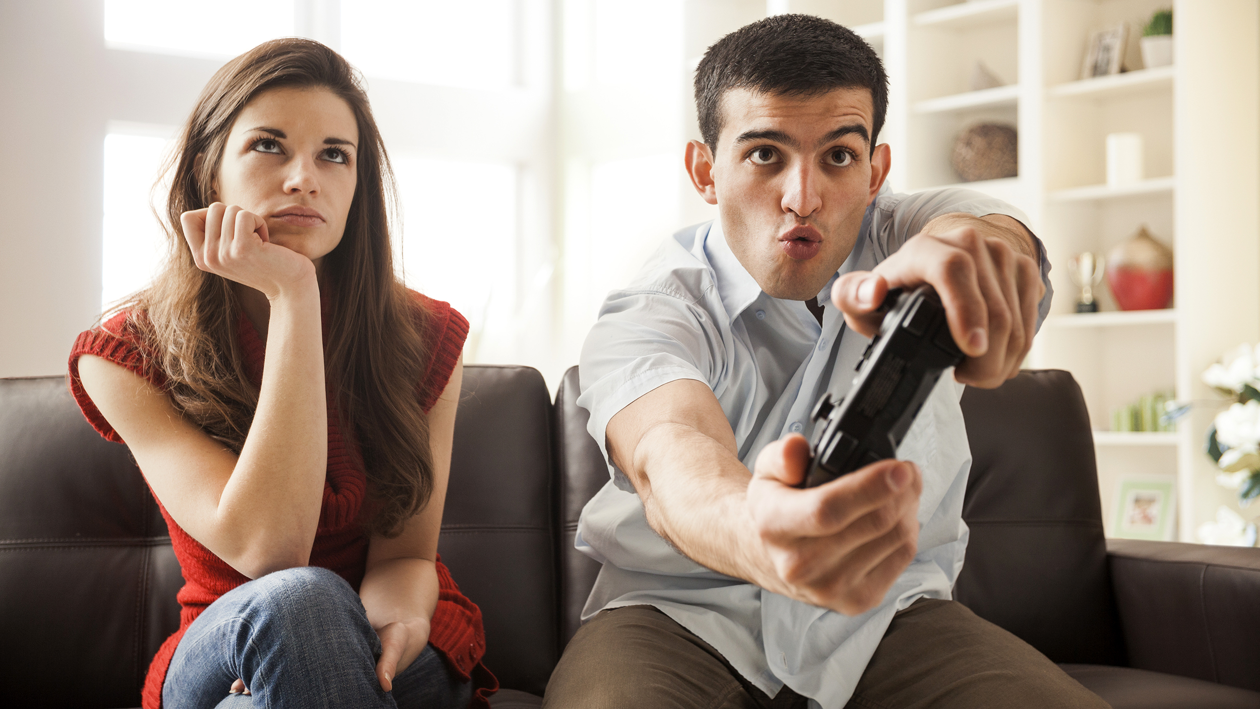 Things that Men Do and Women Get Annoyed