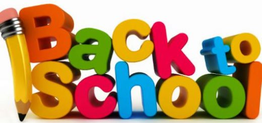 preparations for back to school