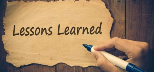 life lessons that I learned in my late twenties