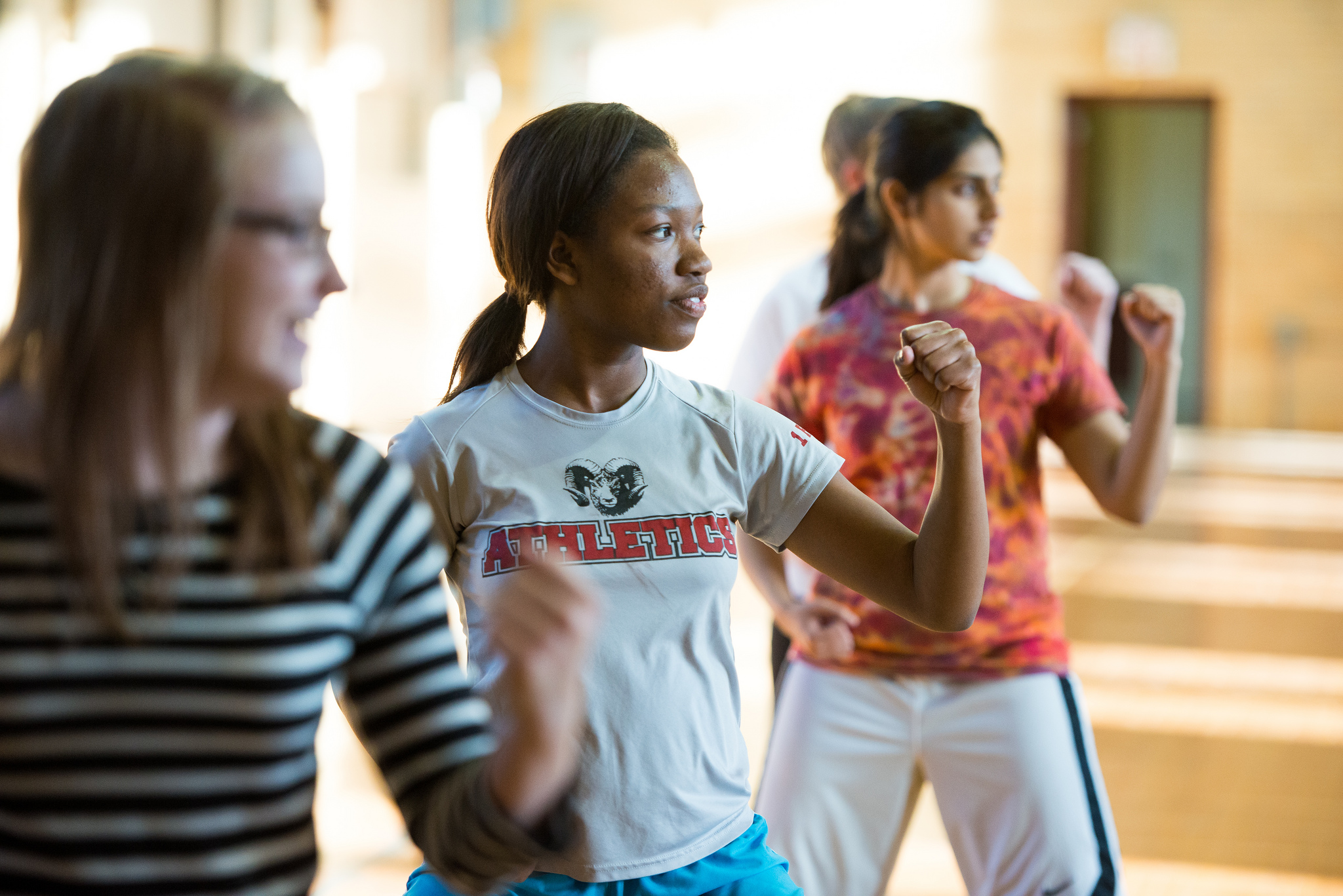 Is self defence training necessary for girls?2