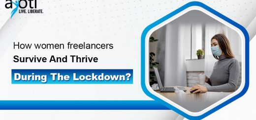 How do women freelancers Survive and Thrive during the lockdown?